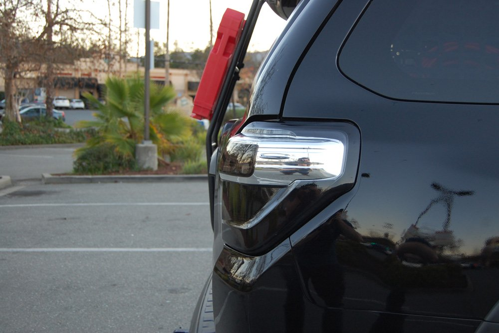 Lamin-X: 14+ 4Runner Taillight Tint Review & Step-By-Step Installation Overview For the 5th Gen 4Runner: Final Thoughts