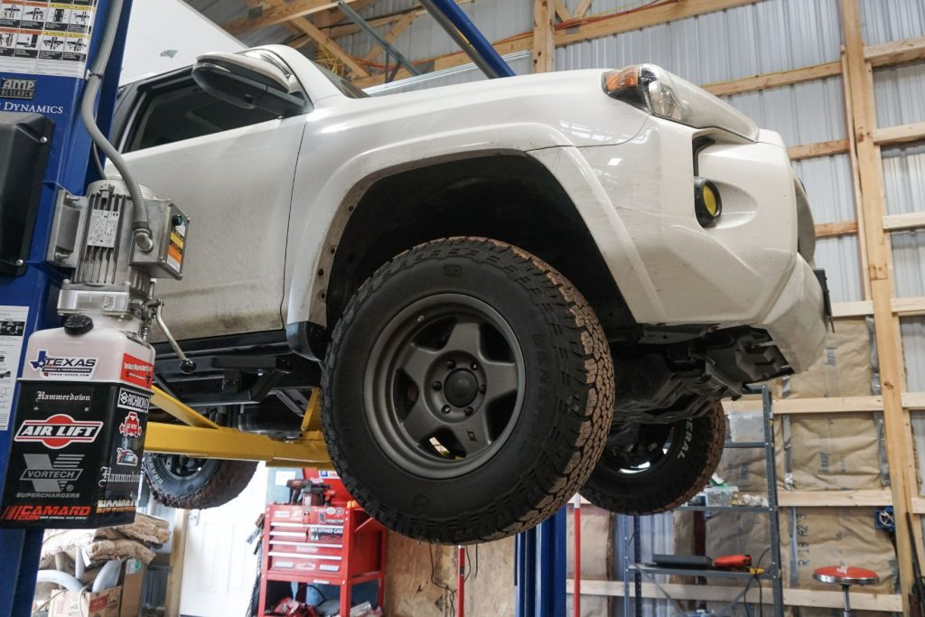 Eibach Pro-Truck Lift Stage 1