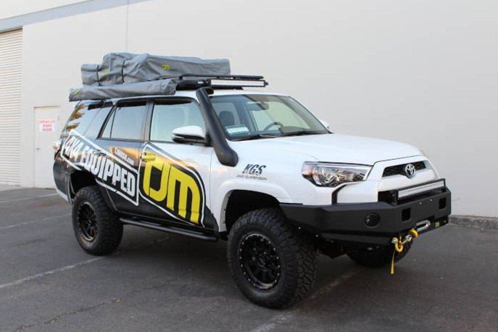 Snorkels, Do They Actually Increase Fuel Efficiency or HP Performance? The Pros + Cons of Installing a Snorkel On Your 4Runner: TJM 2010+ 4Runner Airtec Snorkel Kit