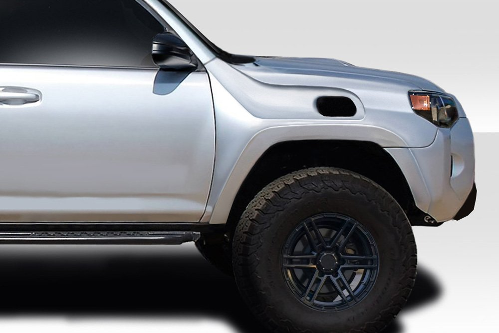 Snorkels, Do They Actually Increase Fuel Efficiency or HP Performance? The Pros + Cons of Installing a Snorkel On Your 4Runner: Extreme Dimensions Duraflex Replacement Fender