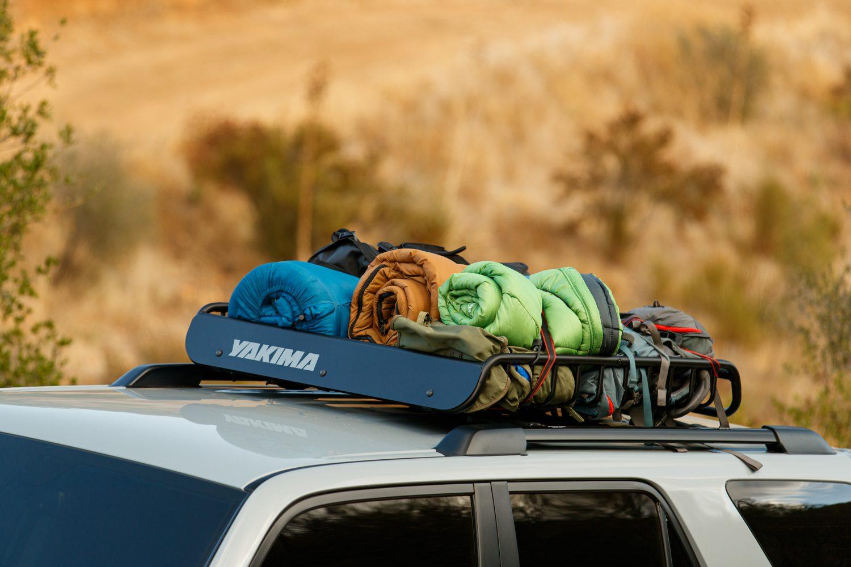 Yakima Roof Rack on 4Runner
