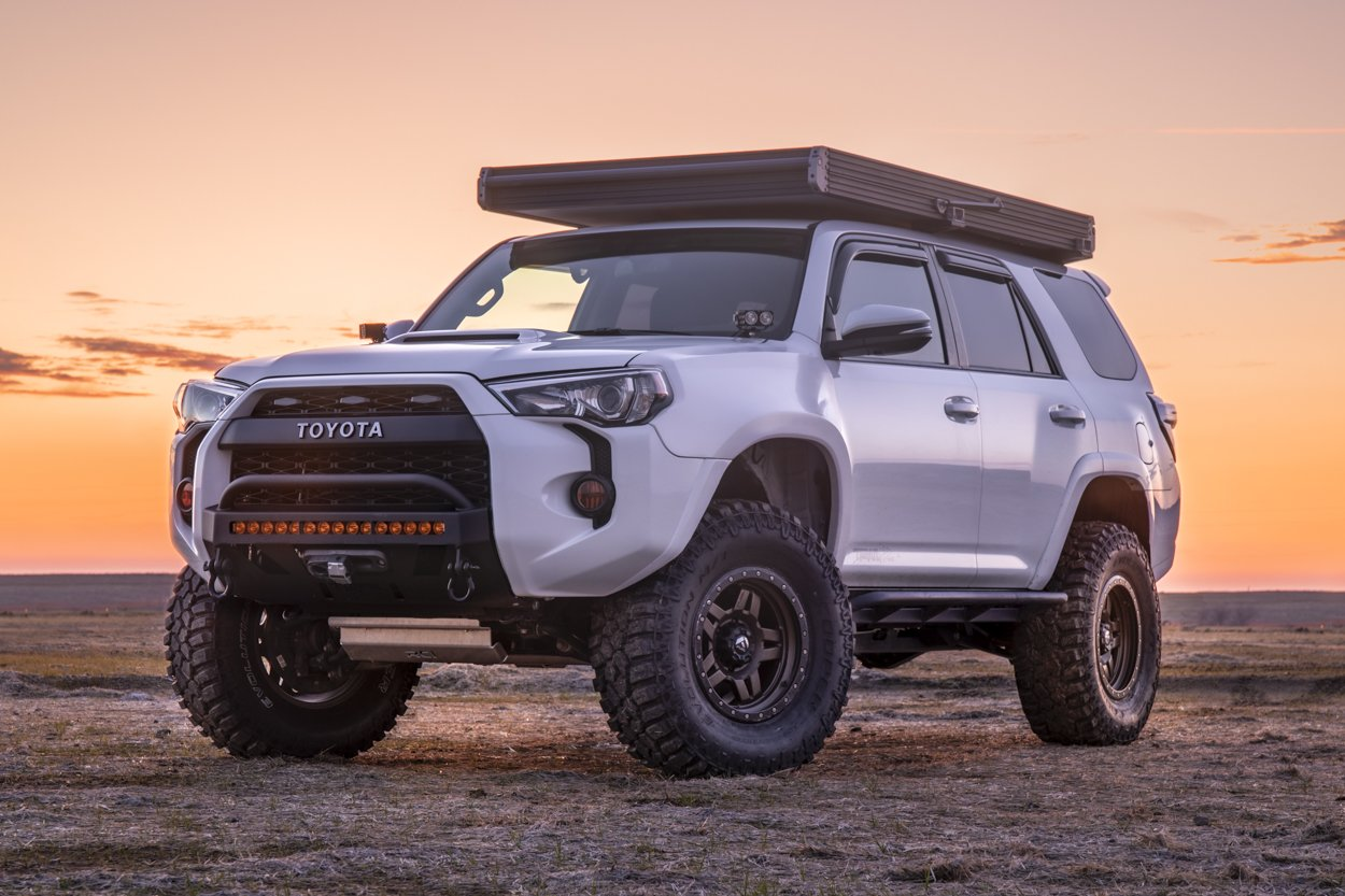 What Are The Best Tires For The 5th Gen 4runner At Or Mt Start Here