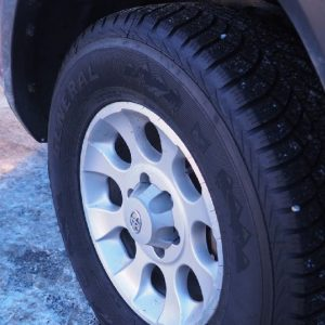 General Grabber Arctic Tires Review For the 5th Gen 4Runner