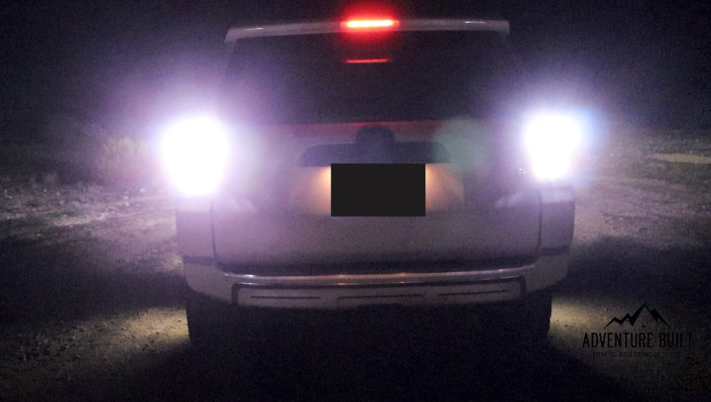 Testing the High Output Bulbs in the Backcountry: Final Review