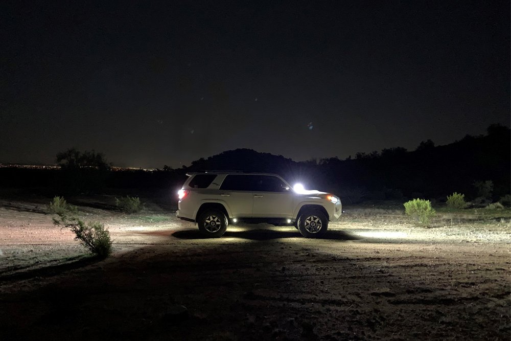 Headlight Revolution Level 3 GTR LED Headlight + Reverse Lights Install and Review for the 5th Gen 4Runner: Final Thoughts