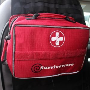 Surviveware Large First Aid Kit + Portable Molle System Review For the 5th Gen 4Runner