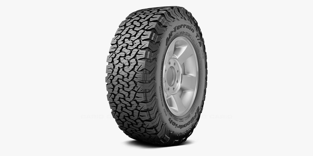 What are the Best Tires for the 5th Gen 4Runner? Common Tire Options for the 5th Gen 4Runner (HT, AT, MT, and Snow Tires): BFGoodrich All-Terrain T/A KO2