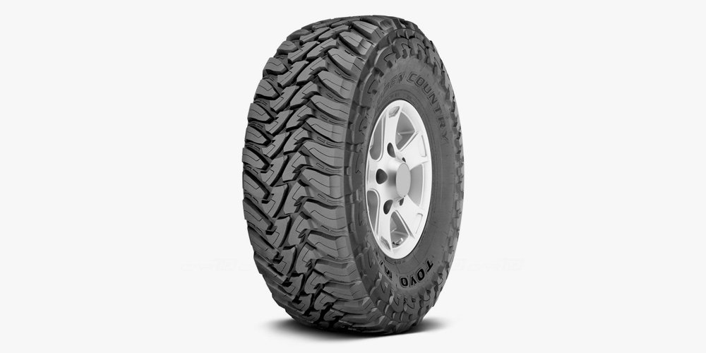 What are the Best Tires for the 5th Gen 4Runner? Common Tire Options for the 5th Gen 4Runner (HT, AT, MT, and Snow Tires): Toyo Open County MT