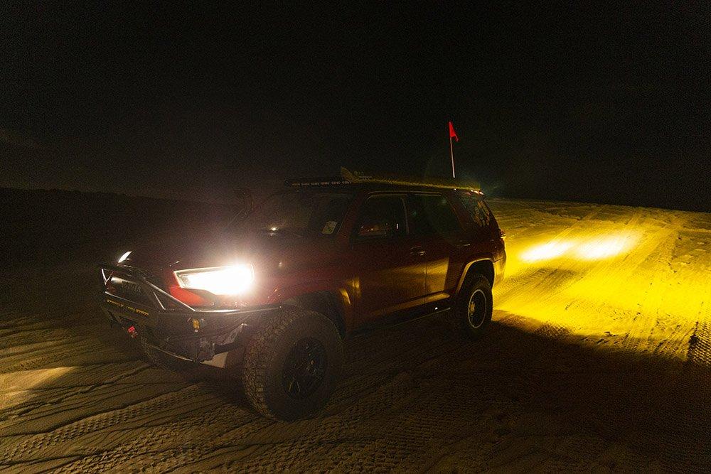 Baja Designs Chase Lights (S2 Chase Lights on 4Runner)