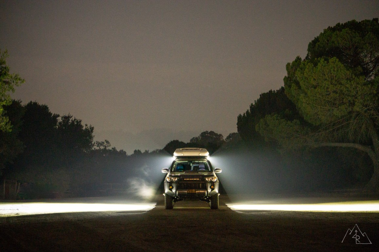 Scene Lighting on 5th Gen 4Runner