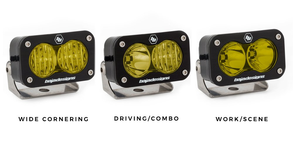 Baja Designs S2 Chase Lights Review / Wiring