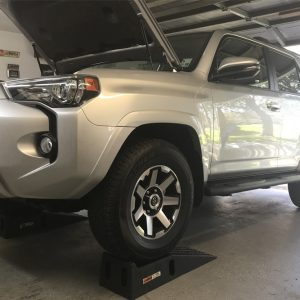 Black Widow Oil Change Service Ramps Quick Review For the 5th Gen 4Runner