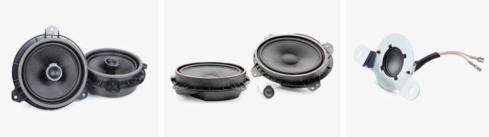 Crutchfield Focal Integration (2-Way) Speaker Upgrade Step-By-Step Install For 5th Gen 4Runner