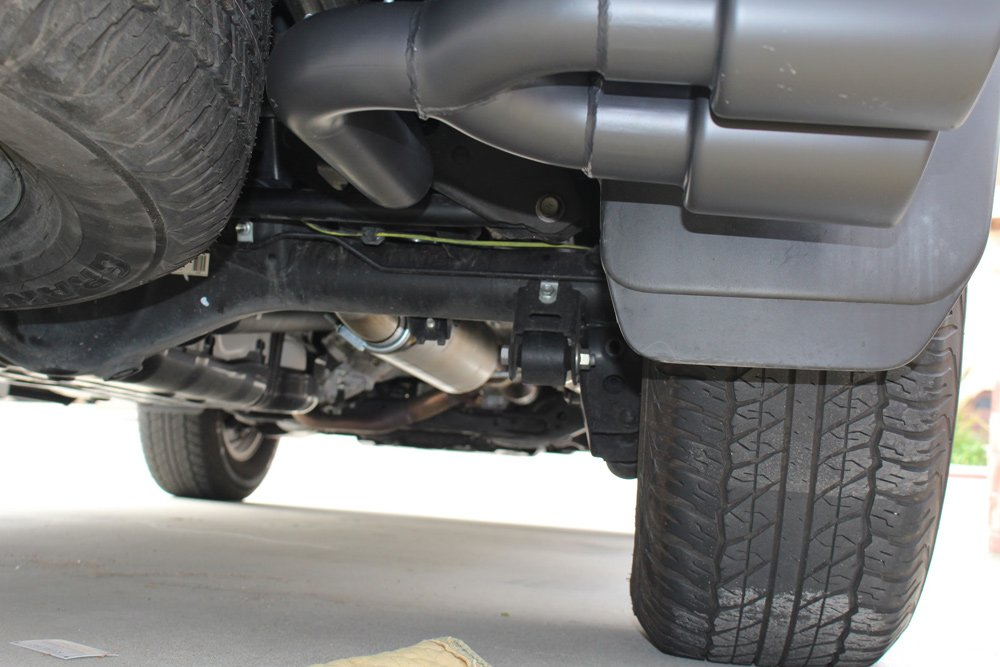 Gibson Dual Side-Exit Exhaust Step-By-Step Install For the 5th Gen 4Runner: Wrapping Up the Install (Final Steps)