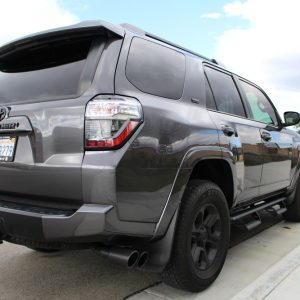 Gibson Dual Side-Exit Exhaust Step-By-Step Install For the 5th Gen 4Runner