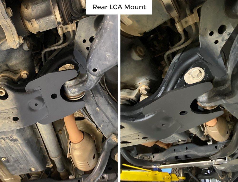 Rear Lower Control Arm Flange Mount