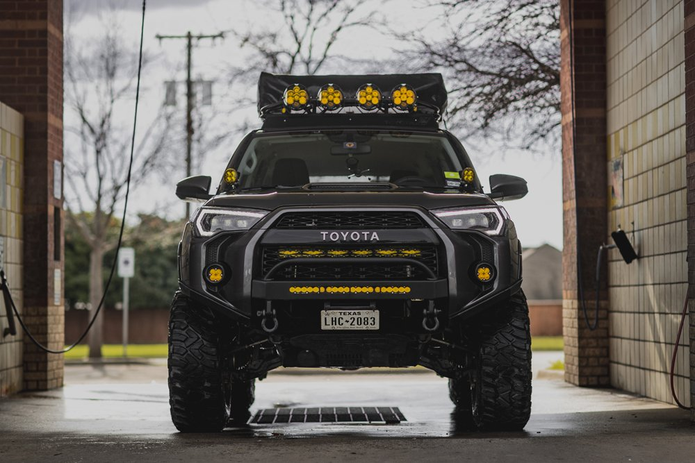 Morimoto XB LED Headlights DIY Step-By-Step Install For the 5th Gen 4Runner