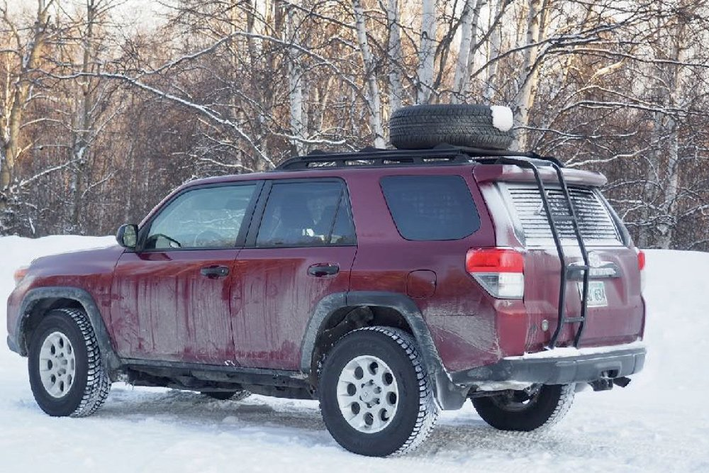 NashFabCo Ladder Review & Step-By-Step Install For the 5th Gen 4Runner