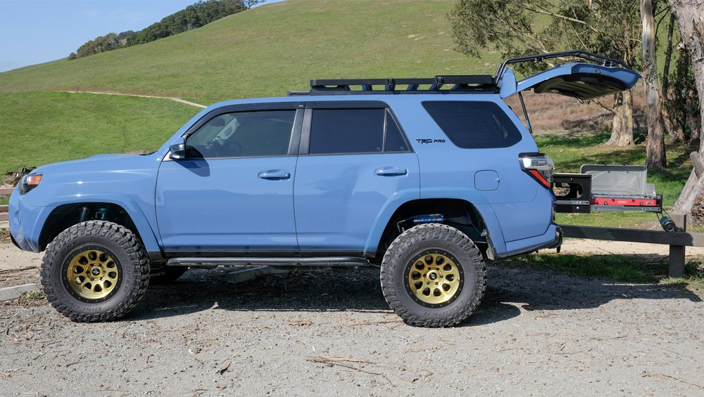 Introducing the Nomad Kitchen – An Camp Kitchen Off-Road Gear Essential for Any 4Runner Enthusiast: Why buy, not build?