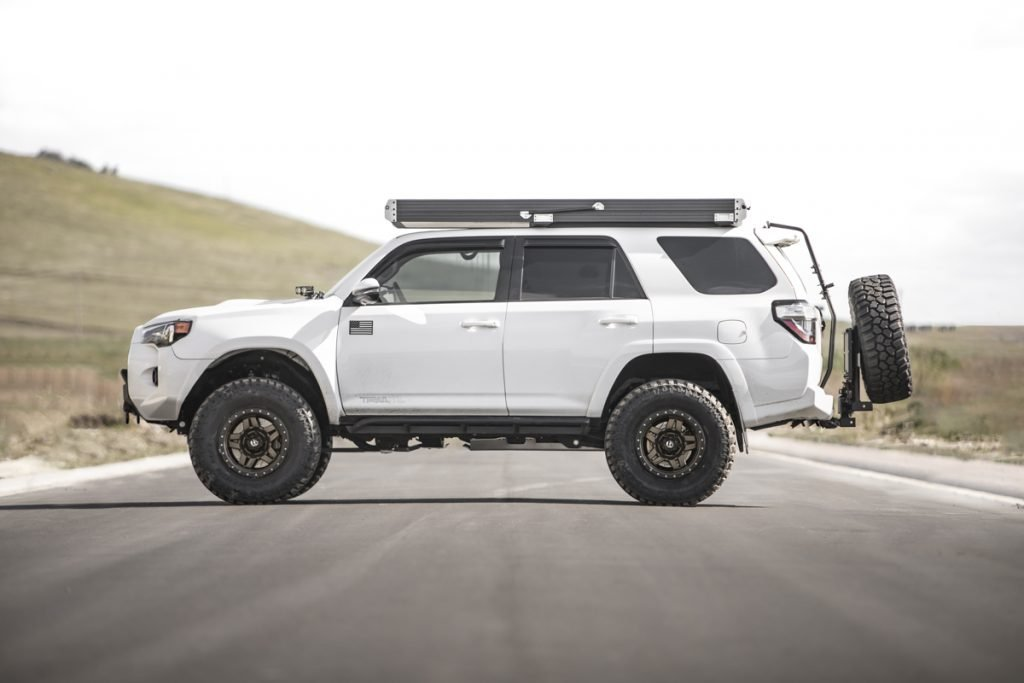 Cooper Mud Terrain Tires with RIGd UltraSwing & GFC