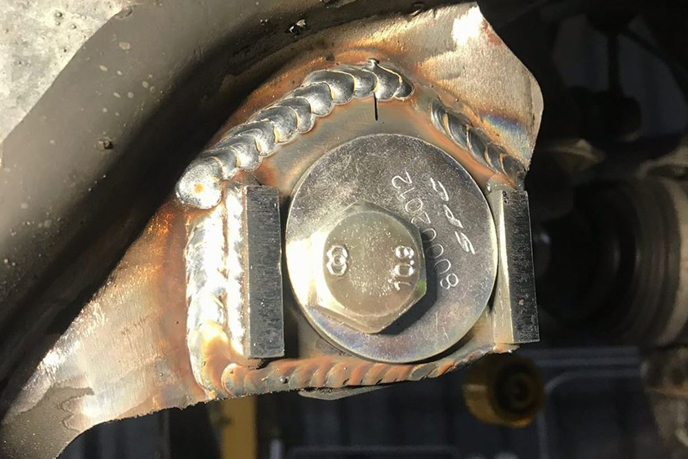 Total Chaos Camber Tabs - Toyota Tacoma, 4Runner, Tundra