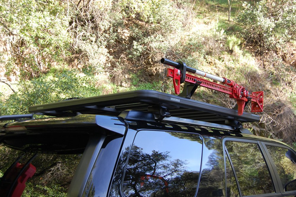 Yakima LockNLoad Roof Rack System Review For the 5th Gen 4Runner: Overall Look & Feel