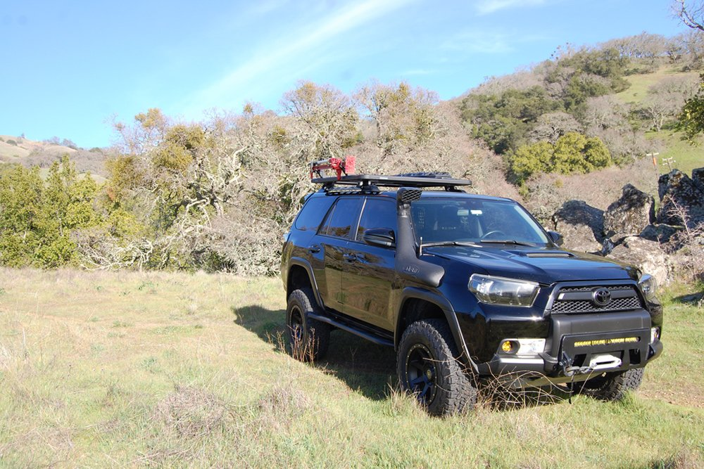 Yakima LockNLoad Rack System Review For the 5th Gen 4Runner