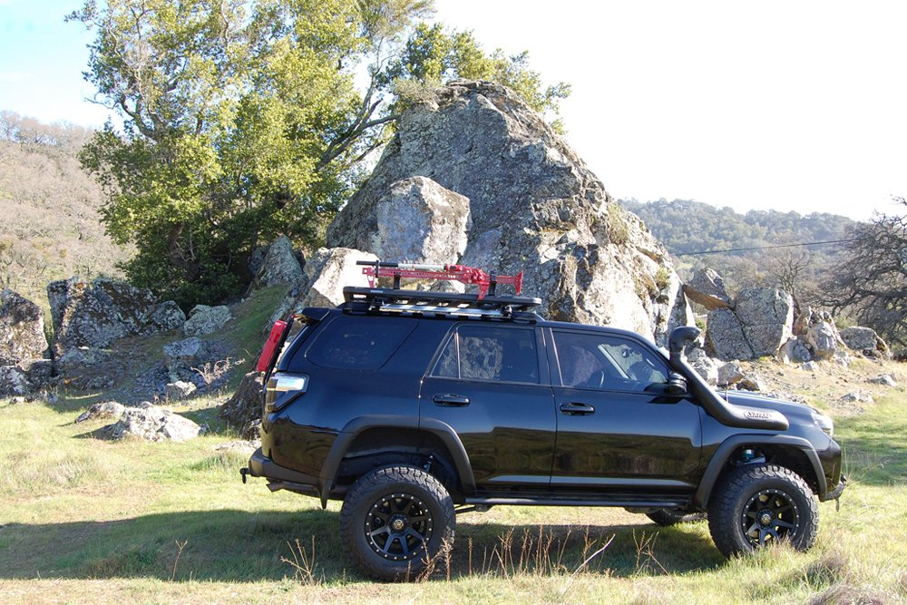 Yakima LockNLoad Rack System Review For the 5th Gen 4Runner: Yakima Roof Rack Lineup