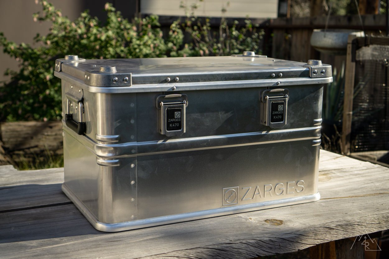 The Ultimate 2 Person Camp Kitchen Overland Storage Box Full Guide
