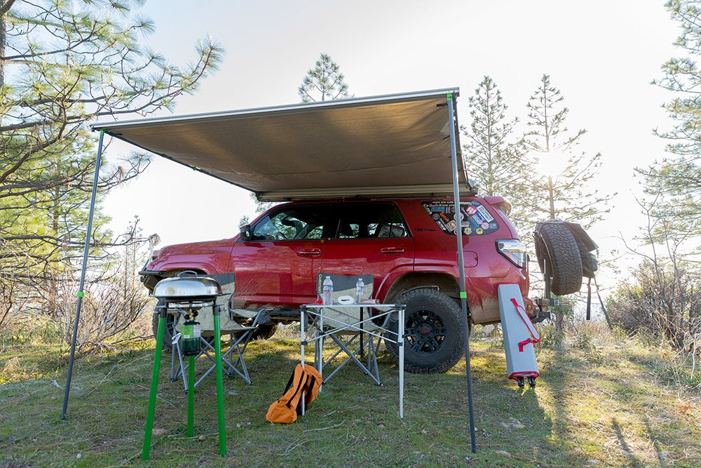 Camp Cooking and Overlanding