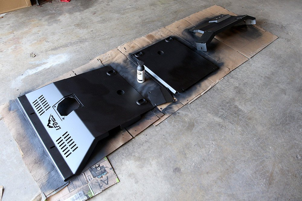 LFD Off-Road Skid Plates