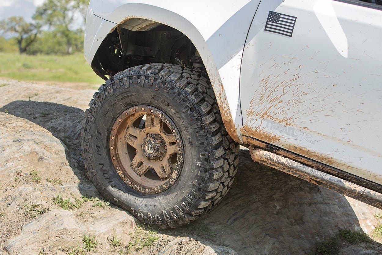 """Fitting 35"""" Tires on 5th Gen 4Runner"""