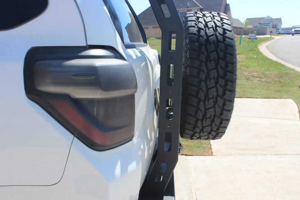 Victory 4x4 Hatch Ladder Step-By-Step Install and First Impressions Review For the 5th Gen 4Runner