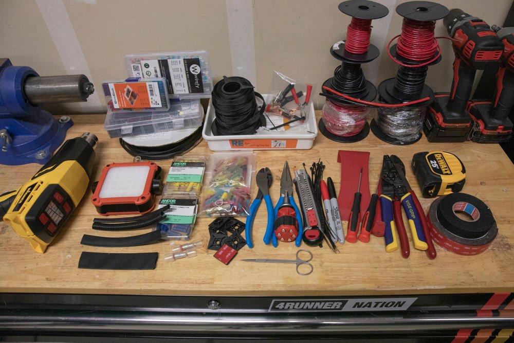 KC Pro6 Installation Tools