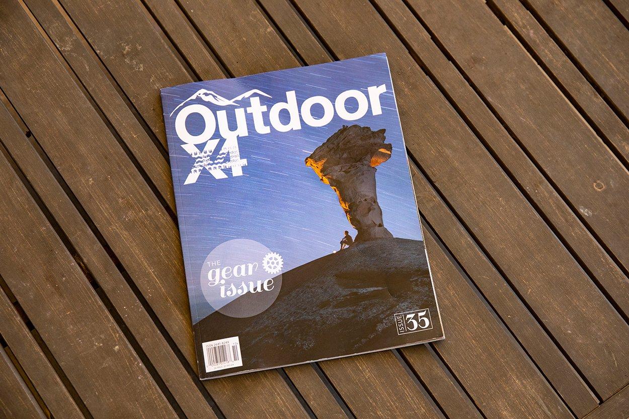 Outdoor X4 Magazine