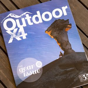 Outdoor X4 – Our New Favorite Magazine