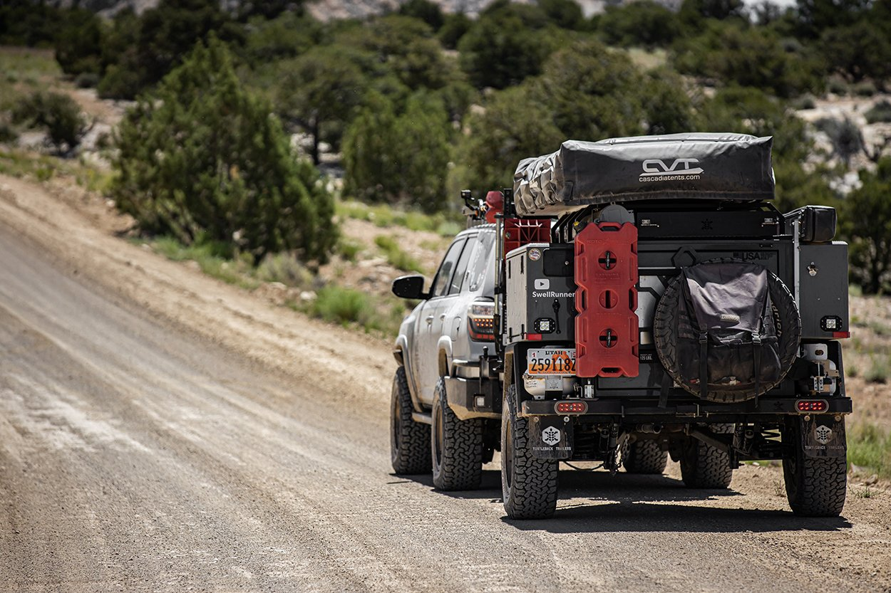 Turtleback Trailer 5th Gen 4Runner
