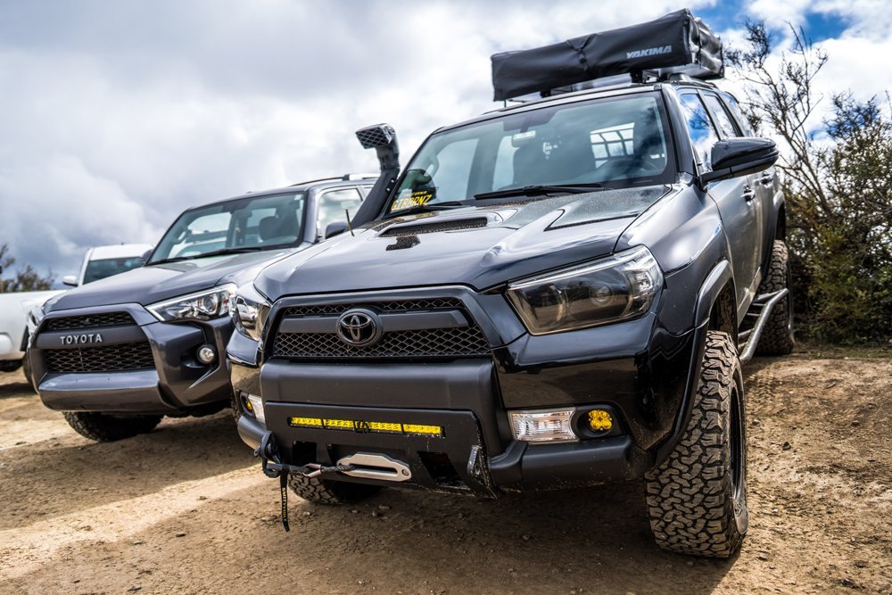 Yakima Skyrise (Heavy-Duty, 4-Season) HD 3 Rooftop Tent Product Overview + Trail-Tested Review For the 5th Gen 4Runner