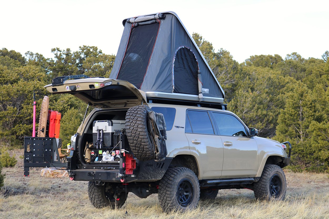 5th Gen Overland 4Runner Build