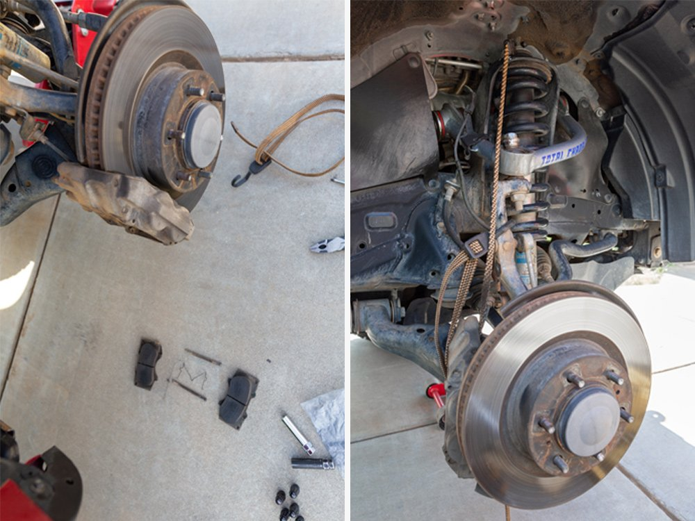 Front Wheel Stud Replacement Step-By-Step DIY Install For the 5th Gen 4Runner
