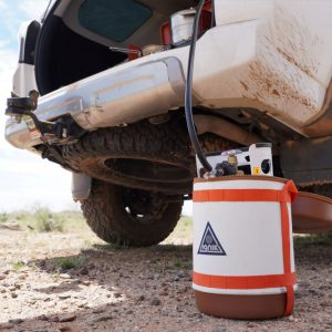IGNIK Refillable Propane Gas Growler Deluxe Kit + Adapter Hose & Carry Case: A Review For the 5th Gen 4Runner