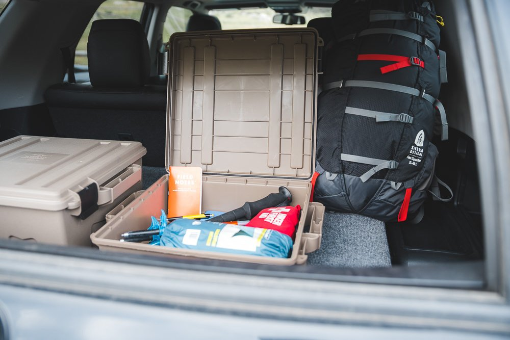 75Built Overland Storage Crates & Accessories Review For the 5th Gen 4Runner