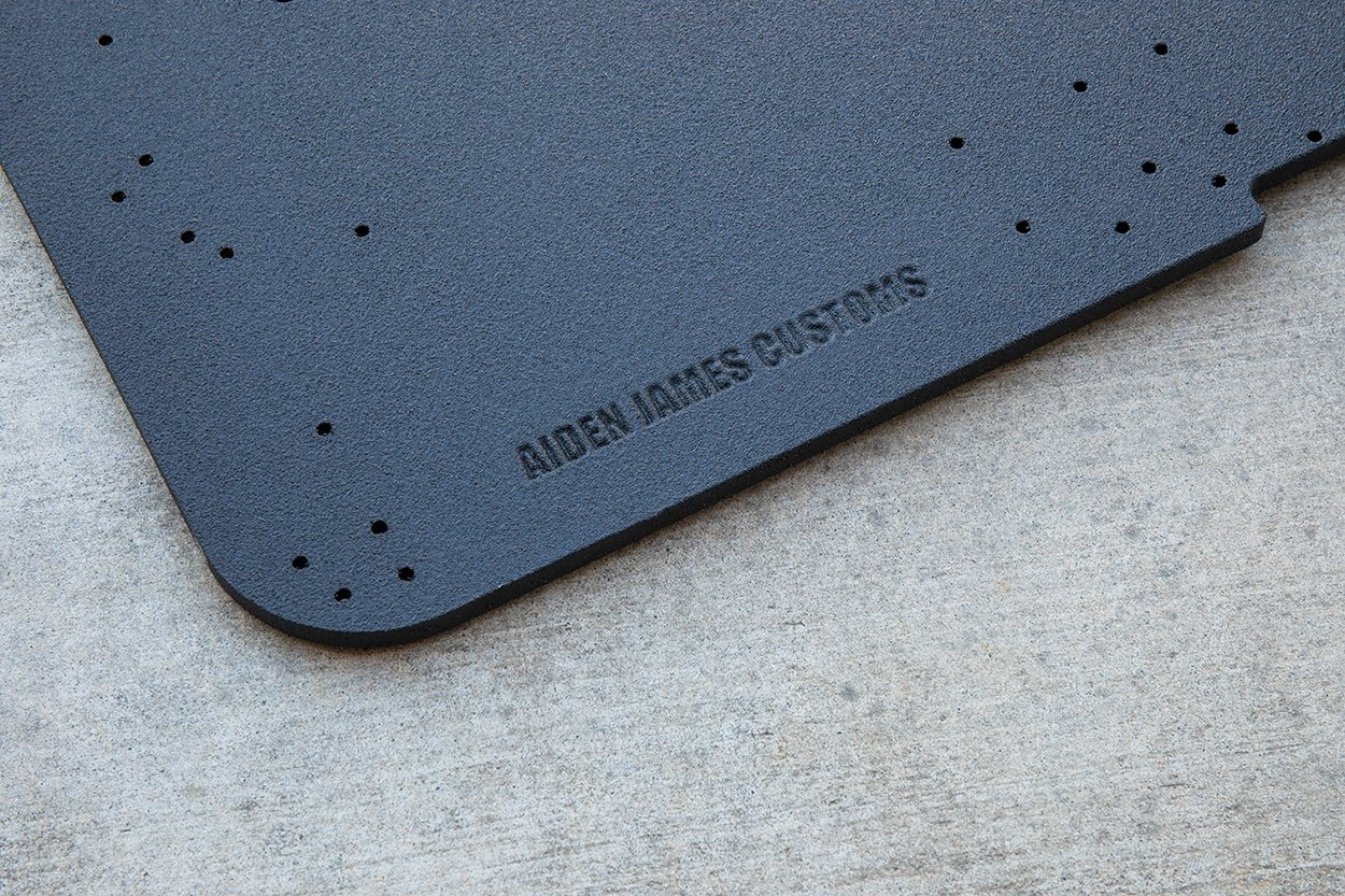 Rear Cargo Mounting Base Plate System (Toyota 4Runner)