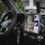 "Apple iPad ""Head Unit"" Mount Review For the 5th Gen 4Runner"