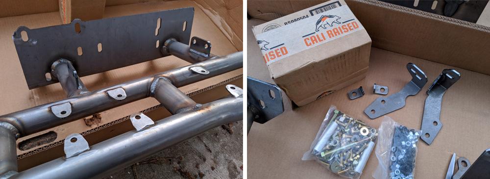 CaliRasied LED Rock Sliders Installation Overview & Review For the 5th Gen 4Runner