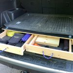 Low-Profile Drawer Storage Solution DIY Install Guide For Non-3rd Row Seating 5th Gen 4Runner Models