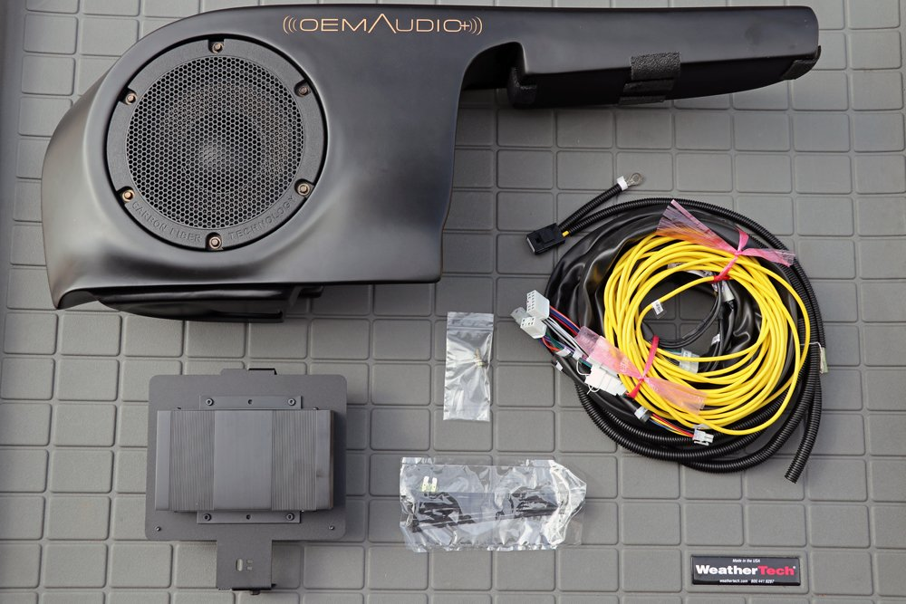 OEM Audio+ Subwoofer and Amplifier Install and Review For the 5th Gen 4Runner