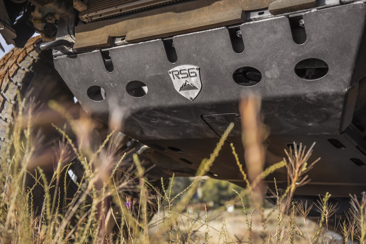 RSG Offroad Skid Plate Install & Review for 5th Gen 4Runner