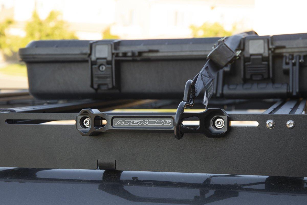 Universal Grab Handles for Truck Roof Rack