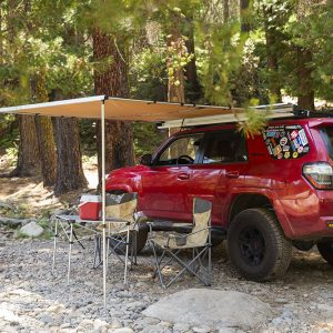 ARB Touring 2.5M Aluminum Awning Review - 5th Gen 4Runner